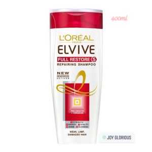 L'Oréal Paris Elvive Total Repair 5 Repairing Shampoo 400 ML Made In Uk