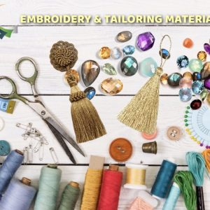 > Embroidery / Tailoring Materials
