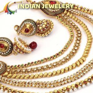 > Indian Jewellery