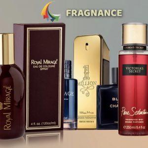 > Fragrances