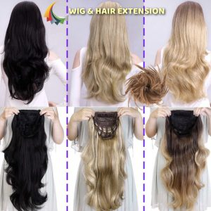 Wig & hair extensions etc...
