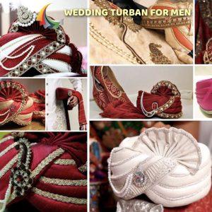> Wedding Turban for MEN